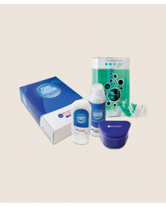 Deband (Retainer / Dental Appliance) Cleaning Care Kit with Professional Whitening Kit
