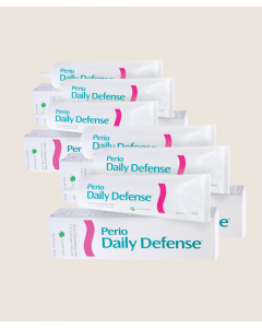Perio Daily Defense Gels (6 Tube Set - Stock Up and Save)