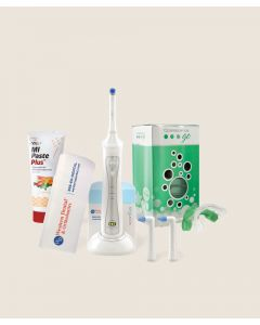 Care Kit with Whitener: Power Toothbrush, Whitener / Protecting Paste