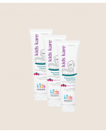 Kids Fluoride Berry Flavored Toothpaste (3 pack)